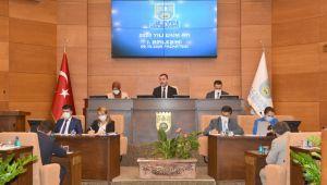 Silivri Belediye Meclisinden Azerbaycan'a destek bildirisi