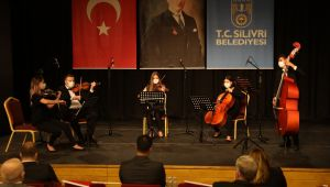 Silivri Belediyesinden 29 Ekim özel dinletesi