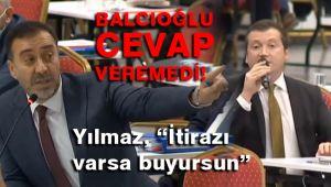 Balcıoğlu cevap veremedi!