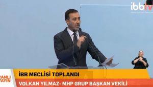 """Başkan Yılmaz: """"Allah kimseyi CHP'nin Silivri'de düştüğü duruma düşürmesin"""""""