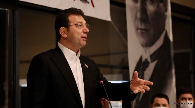 """Ekrem İmamoğlu: """"Dün İstanbul'daki vefat sayısı, 186"""""""