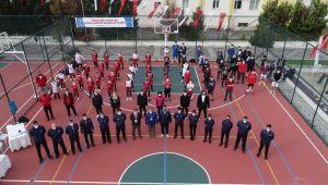 Gençler, Basketbol Turnuvası'nda kıyasıya yarıştı
