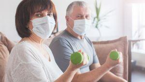 Pandemi sürecinde kaslarınızı korumanın 5 yolu