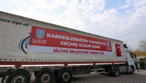 """Silivri'den İzmir'e: """"Kardeşlerimizin yanındayız"""""""