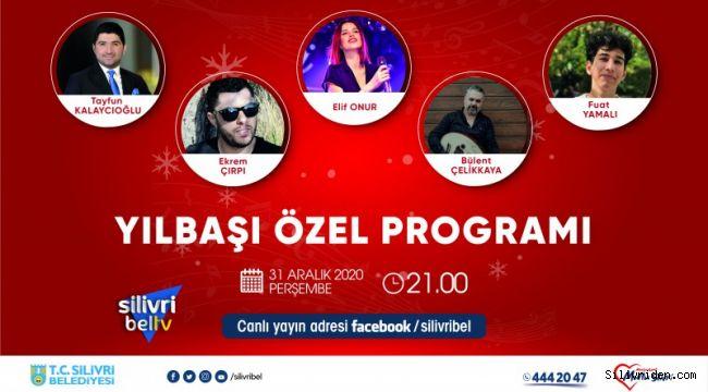 Silivri belediyesinden yeni yıl özel programı