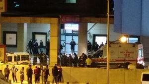 Silivri'de cinayet: 1 ölü 2 yaralı