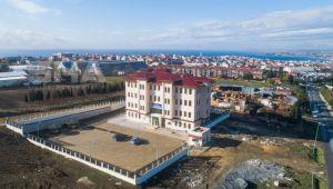 Silivri Emniyet Müdürlüğü yeni binasında