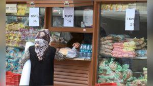 İstanbul'un 40 farklı yerine mobil ekmek büfesi