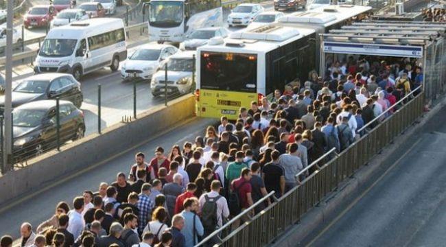 İstanbulluların stres seviyesi 10 üzerinden 7,4