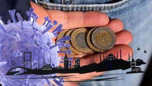 İstanbullunun evdeki gündemi, ekonomi ve covıd-19
