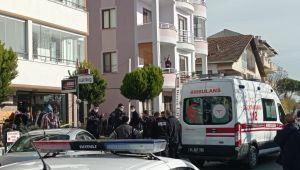 Silivri'de silahlı saldırı: 2 yaralı