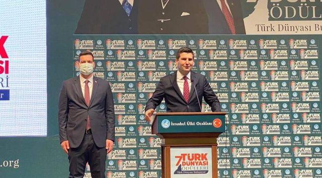 7. Türk Dünyası Ödülleri coşku içerisinde gerçekleşti