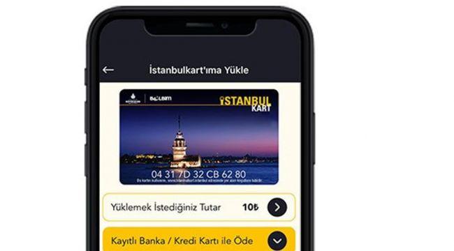 İstanbulkart'ta BELBİM - iş bankası işbirliği