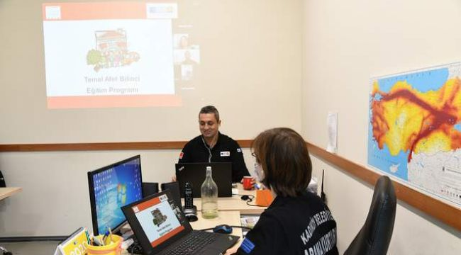 Kadıköy afetlere adım adım hazırlanıyor