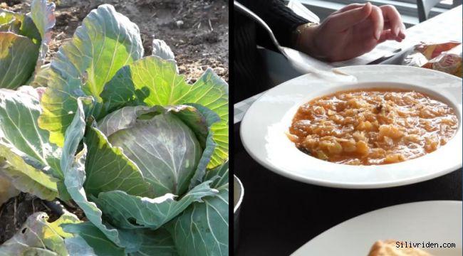 Silivri köy pazarından Belediye mutfağına