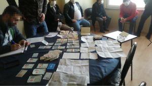 Silivri polisinden kumar baskın