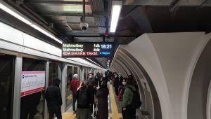 Mecidiyeköy – Mahmutbey metrosu 9 milyon yolcu taşıdı