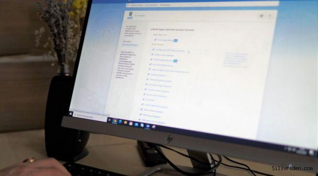 Silivri Belediyesi e-hizmette 3'üncü sırada