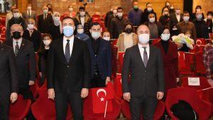 Yalçın: Milli Şairimiz Mehmet Akif Ersoy'u rahmetle anıyorum