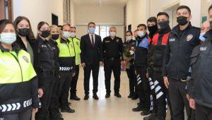 Başkan Yılmaz'dan polis haftası mesajı