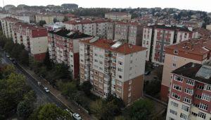 Beylikdüzü'nde 260 dairelik sitede yıkımlar başladı
