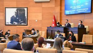 Nisan ayı meclisi 2. Birleşimi cuma günü