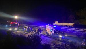 Silivri'de kaza: 1 ölü
