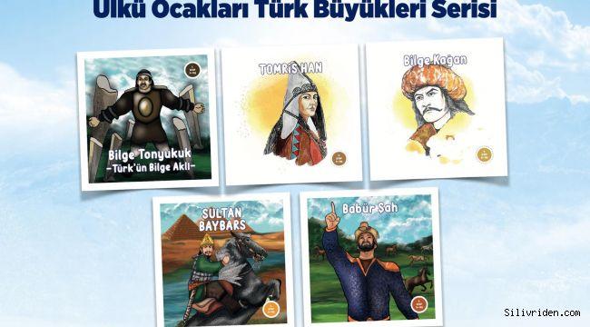 Ülkü Ocakları'ndan 23 Nisan'a Özel 'Türk Büyükleri Okuma Serisi'