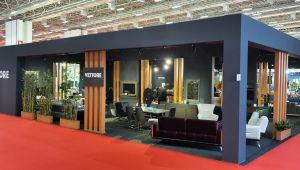 Vettore, mobilya sektörünün en büyük fuarında yerini aldı