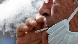 Sigara kullananlar Covid-19'a karşı 14 kat fazla risk altında