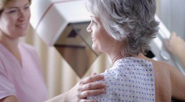 75 yaş üstü meme kanseri geçirmiş kişiler mamografi çektirmeyebilir