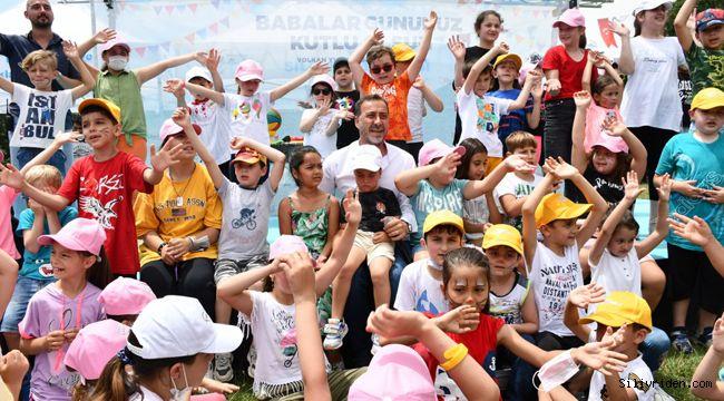 Belediye'den çocuklara festival gibi şenlik