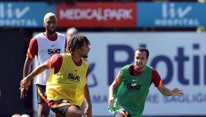 Galatasaray, Marsilya maçı hazırlıklarına başladı