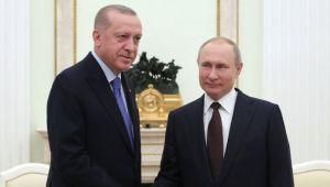 Soçi'de kritik zirve: Cumhurbaşkanı Erdoğan'ın Putin ile görüşmesinde öncelik Suriye ve terör