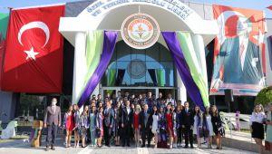 TÜRAM ilk mezunlarını verdi