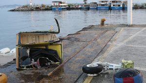 Bostancı'daki helikopter kazasında önemli detaylar...