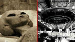 CIA'nın gizli yazışmaları ortaya çıktı! 1962'de 2 uzaylıyı ölü olarak bulmuşlar