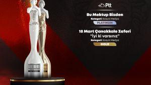 PTT'nin, Eren Bülbül'ün hatırasını yaşattığı filmine uluslararası ödül