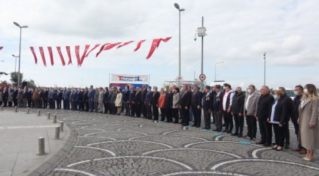 Silivri'de muhtarlar günü etkinlikerle kutlandı
