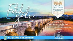 Tarihi köprülerimiz törenle açılıyor!