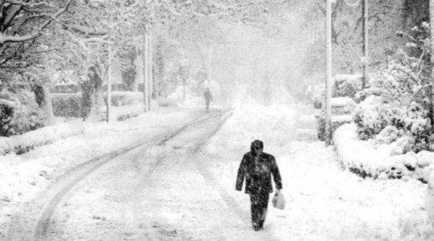 İstanbul'a kar geri dönüyor...