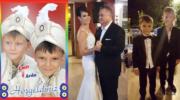 Hüseyin Kuru'dan çocuklarına sünnet düğünü