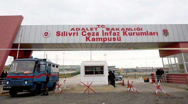 Silivri'de 19 gardiyana gözaltı
