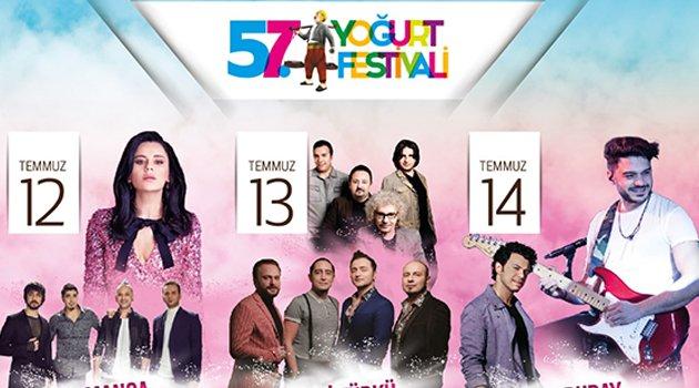 Silivri'de festival başlıyor! İşte ünlü sanatçılar
