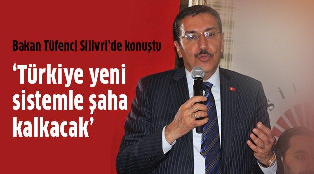Türkiye yeni sistemle şaha kalkacak
