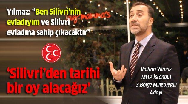 'Silivri'den tarihi bir oy alacağız'