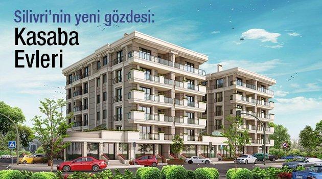 Silivri'nin yeni gözdesi yükseliyor: Kasaba Evleri