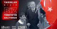 Ülkücüler Ankara yolcusu
