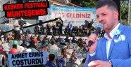 10 bin kişi Keşkek yedi, Ahmet Ermiş coşturdu