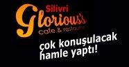 Silivri Glorious's Cafe öyle bir şey yaptı ki!